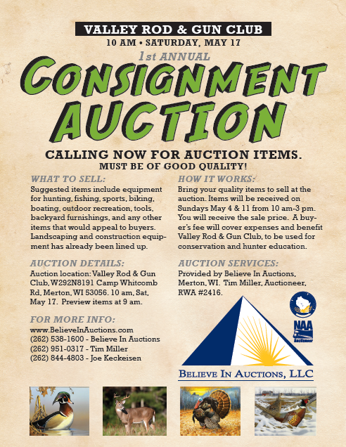 Valley Rod Consignment